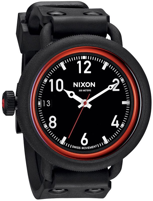 Nixon October Watch