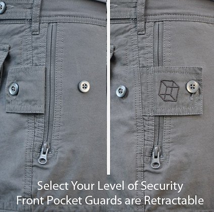 Pickpocket Proof Pants