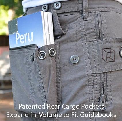 Pickpocket Proof Pants