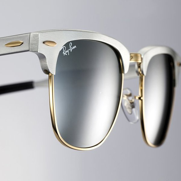 clubmaster ray ban optics