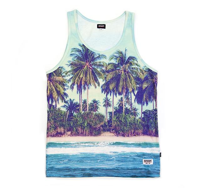 Represent Palm Apparel