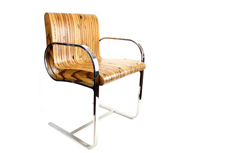 Rohe Rehabbed Club Chair