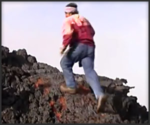 Running on Lava