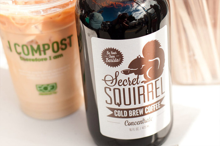 Secret Squirrel Cold Brew