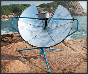 SolSource Solar Grill