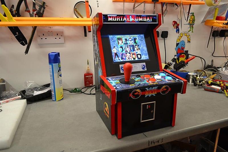 Mini Arcade Machines The Awesomer