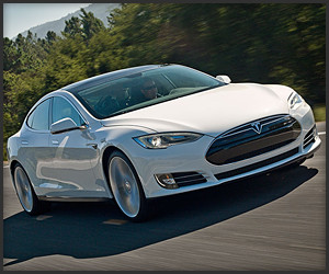 Tesla Motors Fast Battery Swap