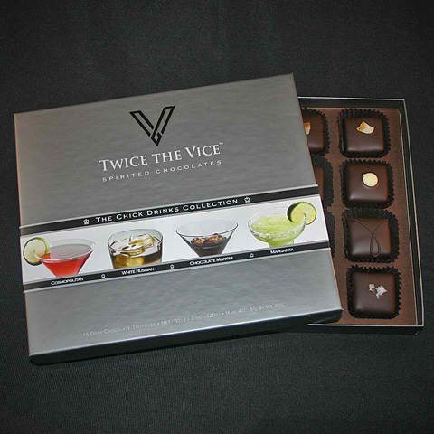 Twice The Vice Chocolates