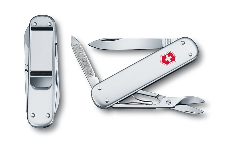 Victorinox Money Clip The Awesomer