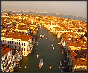 Wings over Venezia
