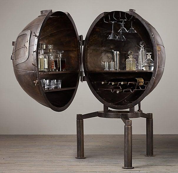 1920s Voltage Tester Bar