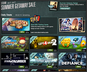 2013 Steam Summer Sale