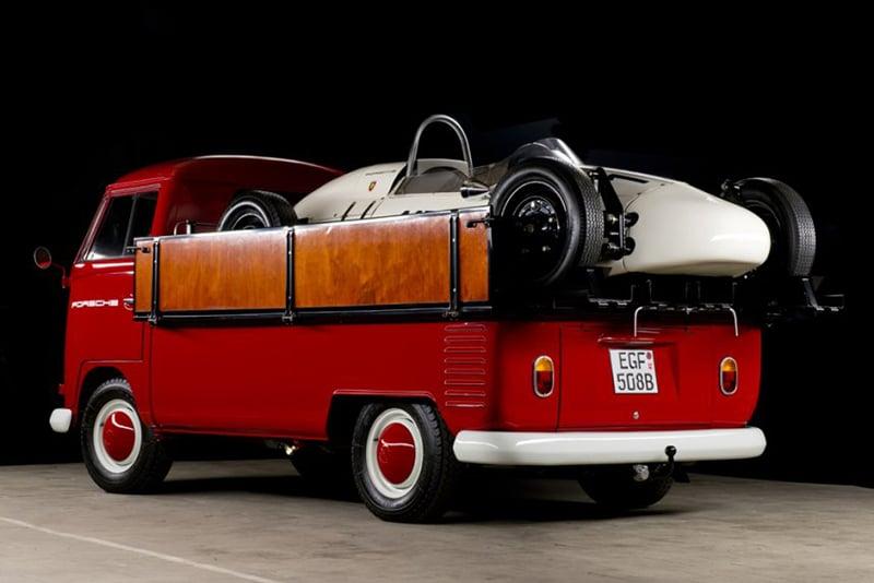 Porsche Formula V & VW Type 2
