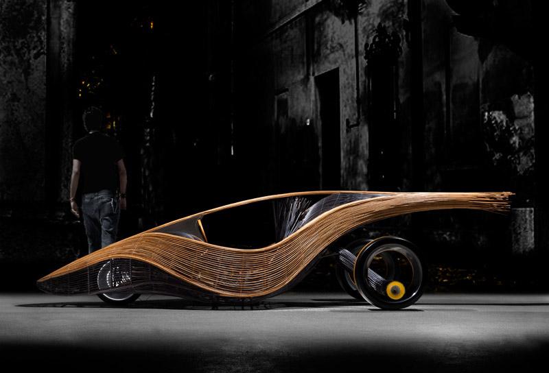 Phoenix Bamboo Concept Car