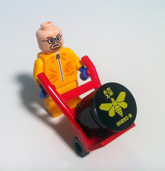 Breaking Bad Minifig
