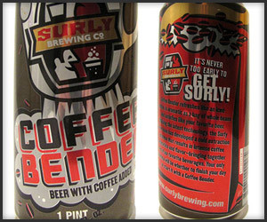 Coffee Bender Beer
