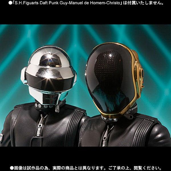 Daft Punk Action Figures
