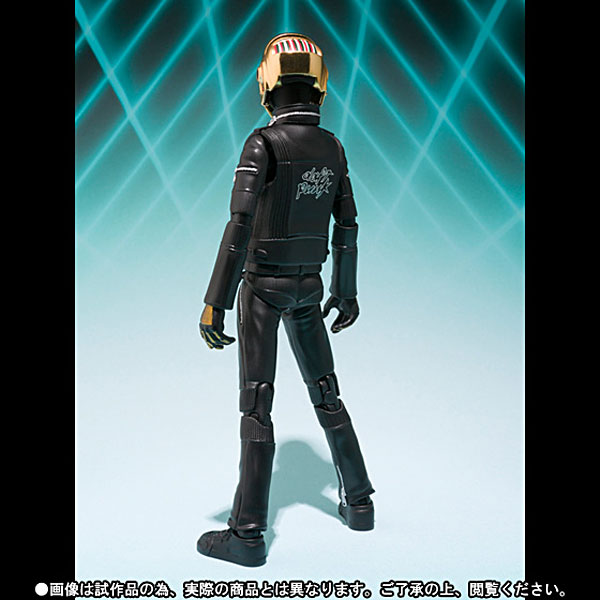 Daft Punk Action Figures