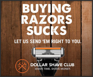 Giveaway: Dollar Shave Club