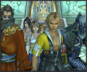 Final Fantasy X/X-2 HD Edition