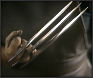 Forging Wolverine's Claws