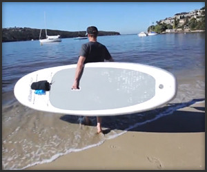 Gnaraloo Inflatable Paddleboard