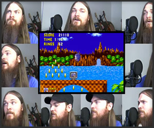 Green Hill Zone – A Capella