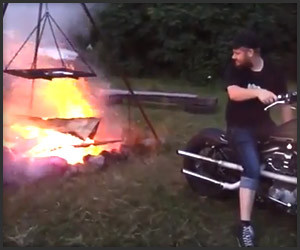 How to Stoke a Fire
