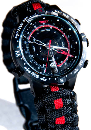 ICE Cord Paracord Watches