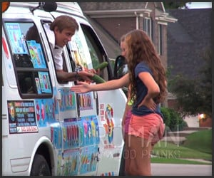Ice Cream Truck Prank