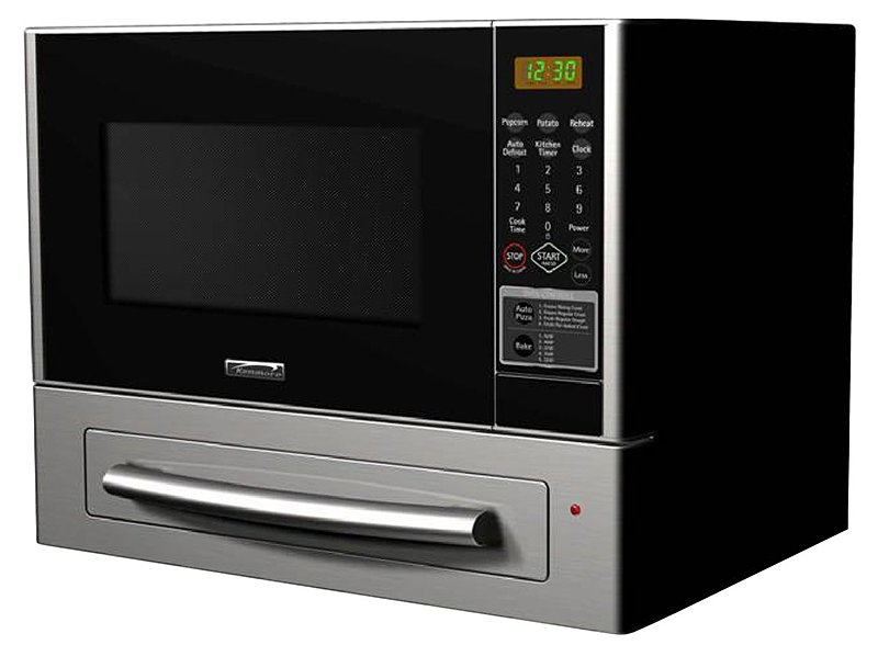 Kenmore Microwave Pizza