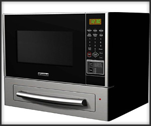 Kenmore Microwave & Pizza Oven