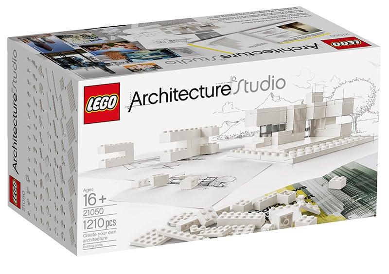 LEGO DIY Architecture Studio