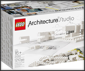 LEGO DIY Architecture Studio