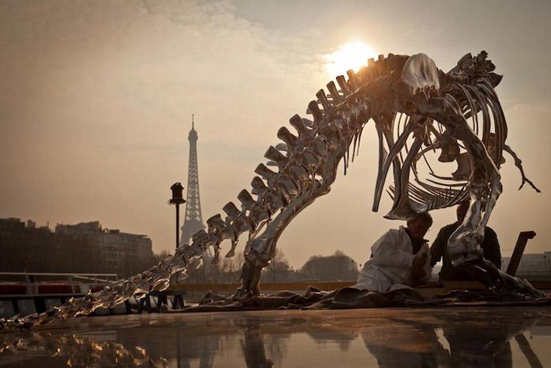 Life Size T-Rex