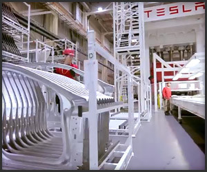 Making the Tesla Model S