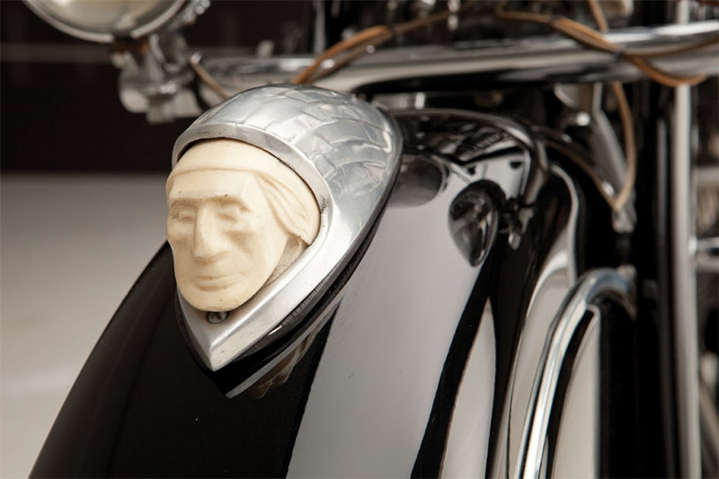 McQueen's '46 Indian Chief
