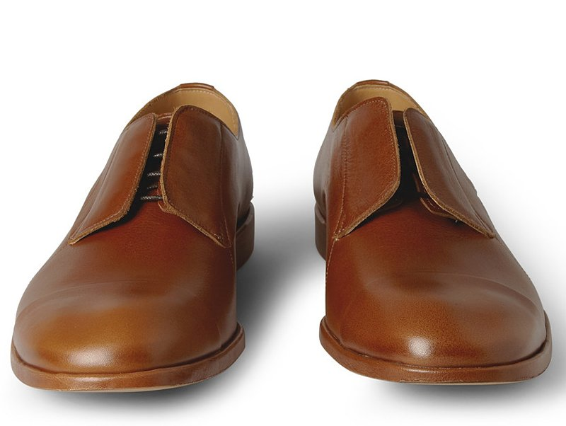 MMM Concealed Derby Shoes