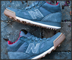 New Balance x Herschel Supply