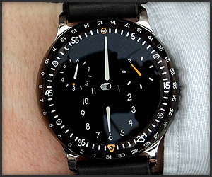 Ressence Type 3 Watch Demo