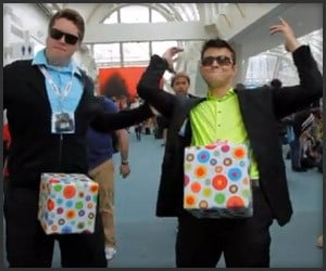SD Comic-Con Cosplayers