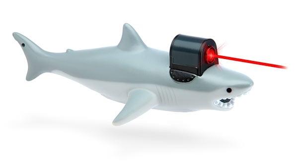 Shark Laser Pointer