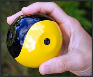 Squito Ball Camera