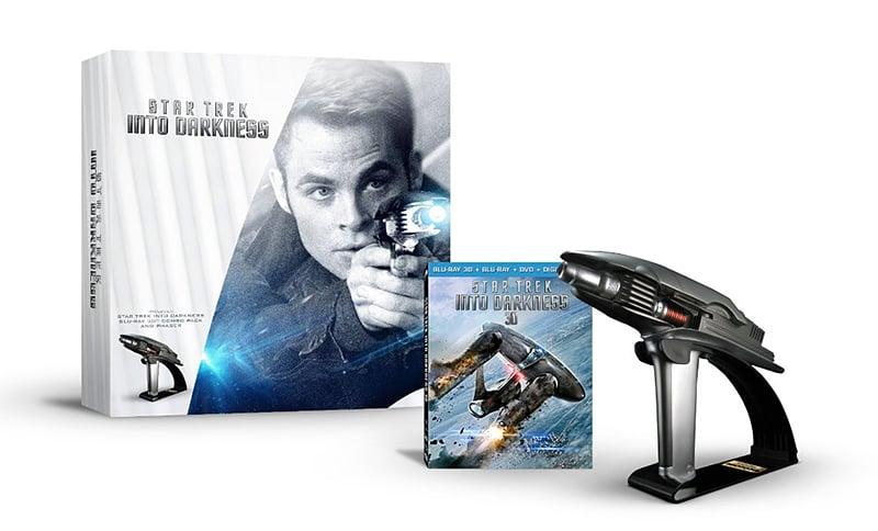 Star Trek: I.D. Blu-ray Phaser Set