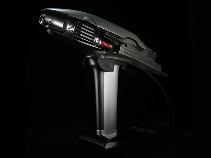 Star Trek: I.D. Blu-ray Phaser Set