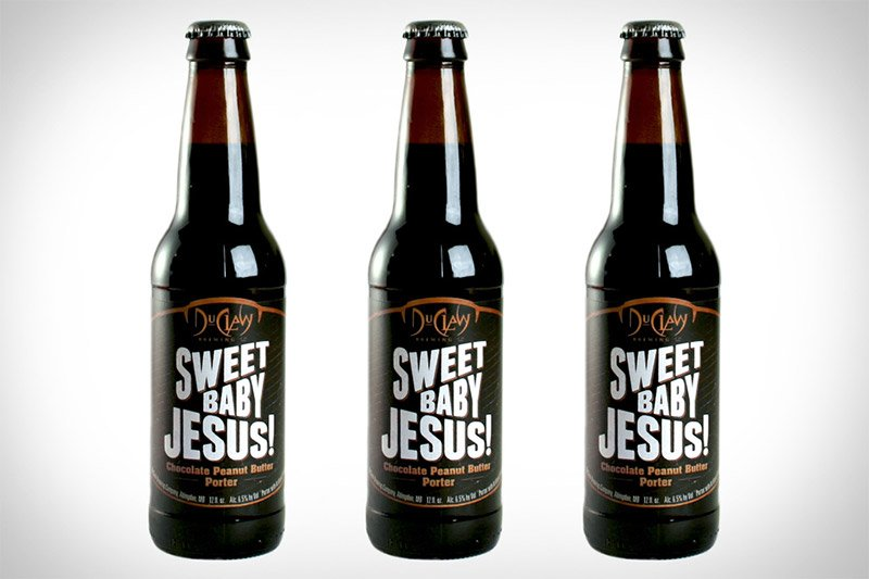 Sweet Baby Jesus Beer