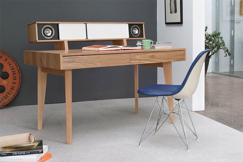 Symbol New Audio Desk