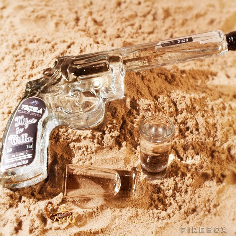 Tequila Shooter Bottles