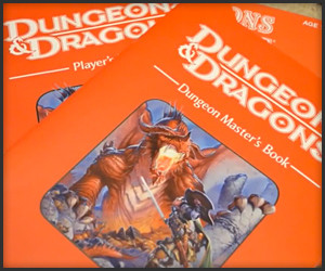 The Rise of Tabletop RPGs