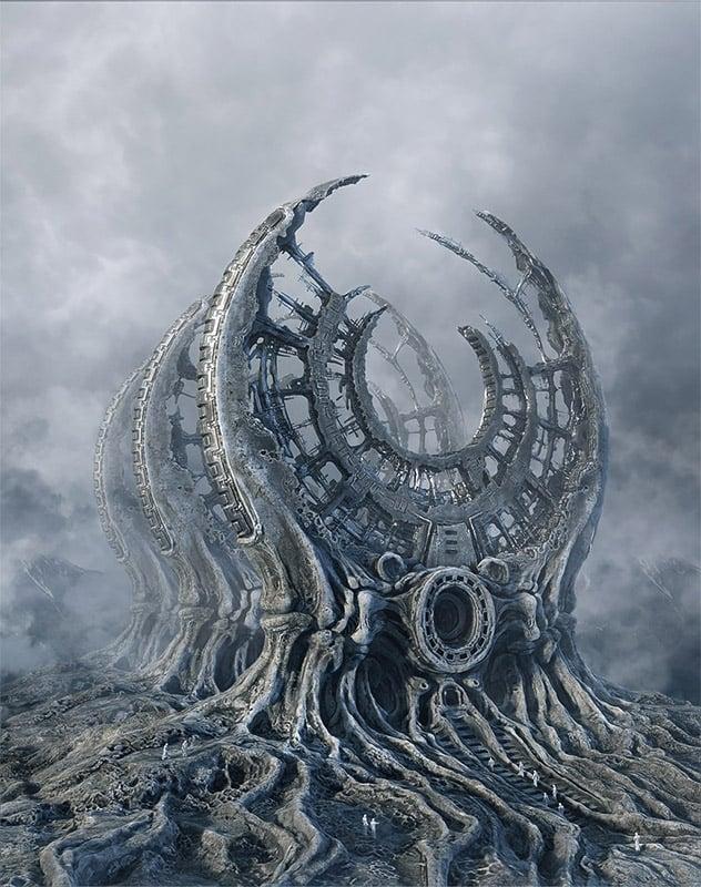 3D Art by Tomasz Strzałkowski